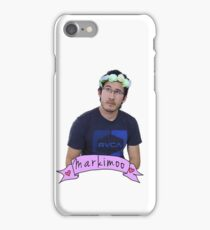 Markiplier (Level: Flower crown) iPhone Case/Skin