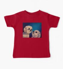Two puppies Kids Clothes