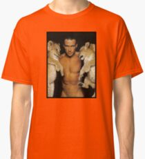 Jean Claude Van Damme Cats Classic T-Shirt