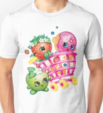 Shopkins Cart Unisex T-Shirt