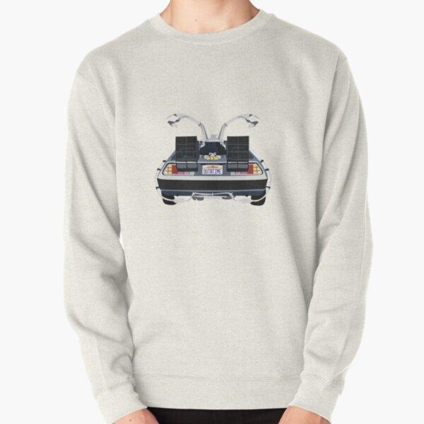 Back to the Future Delorean 'OUTATIME' Pullover Sweatshirt