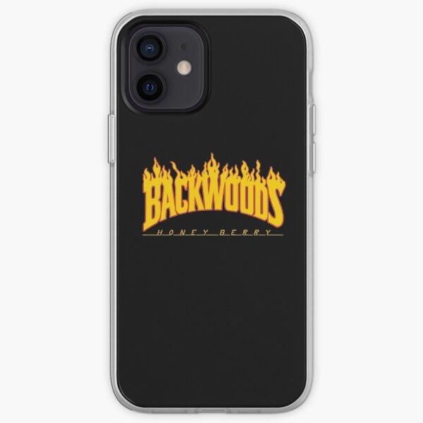Backwoods Thrasher Hoodie Funda blanda para iPhone