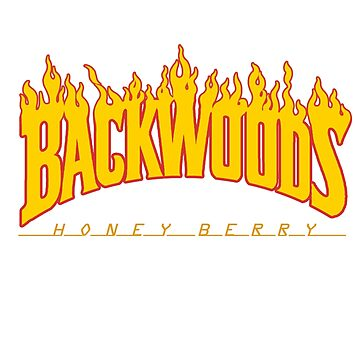 Backwoods Thrasher Hoodie by NickTaco