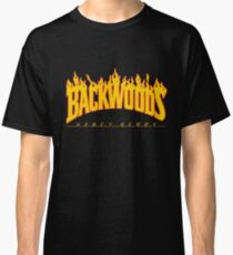 Backwoods Thrasher Hoodie Classic T-Shirt