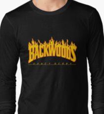 Backwoods Thrasher Hoodie Long Sleeve T-Shirt