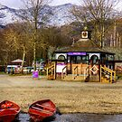Boat Hire Booth by Tom Gomez