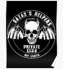 Satan's Helpers - pee wee  Poster