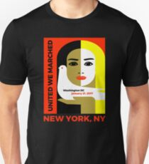 Women's March On New York 2017 Collectible  Unisex T-Shirt