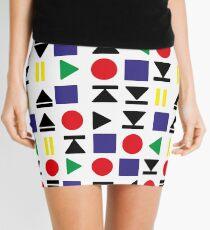 VHS DAZE NOW IN TECHNICOLOR  Mini Skirt