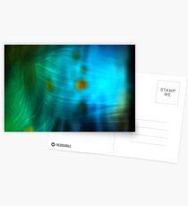 Emerald Amber Postcards