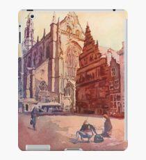 Haarlem Kirk Square iPad Case/Skin