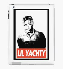 Lil Yachty obey design iPad Case/Skin