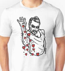 Valentine Hearts Saltbae / Salt Bae Meme T-Shirt