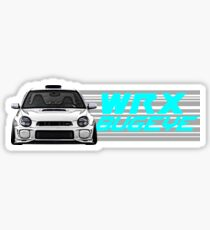 WRX Bugeye shirt Sticker