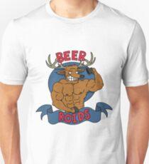 BEER ROIDS Unisex T-Shirt