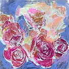 Rose-Print by Sarah Butcher by Sarah Butcher