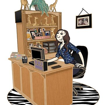 Erica the Accountant by CherryMartini