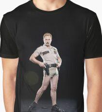 Lieutenant Jim Dangle  Graphic T-Shirt