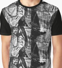 surreal abstract photo portrait Graphic T-Shirt