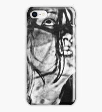surreal abstract photo portrait iPhone Case/Skin