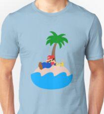 Super Mario Sunshine - Relaxation T-Shirt