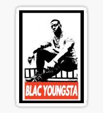 Blac Youngsta Sticker
