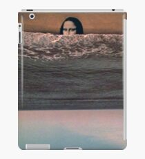 Collage: Mona Lisa Sea. iPad Case/Skin