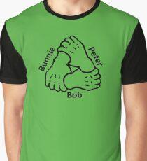 Peter Bunnie Bob Graphic T-Shirt