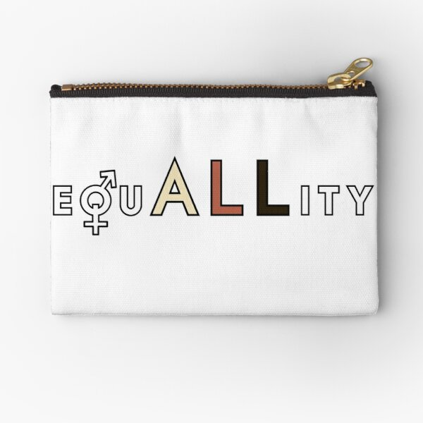 equALLity Zipper Pouch