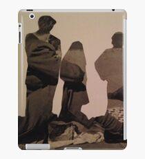 Accidental Dali Collage. iPad Case/Skin