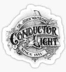 Conductor of Light Sticker