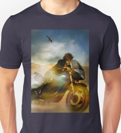 kicking up some dust T-Shirt