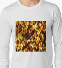 Points of Gold Long Sleeve T-Shirt