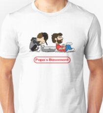 Papa's Basement Jams  T-Shirt