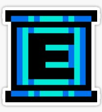 Rockman / Megaman - Energy Tank Sticker