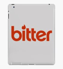 Bitter! iPad Case/Skin
