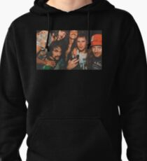 Sticky fingers  Pullover Hoodie