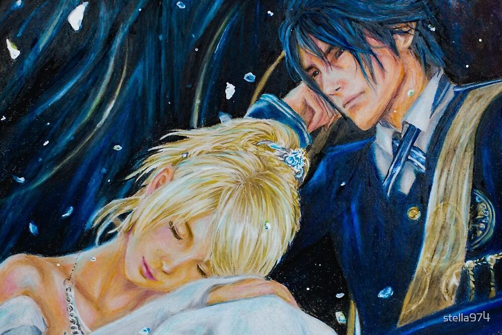 Final Fantasy XV - Official Works | Otaku.co.uk