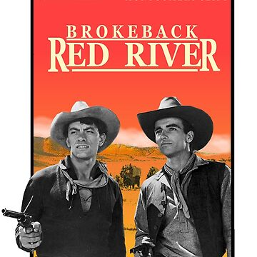Brokeback Red River by Shazzynwa