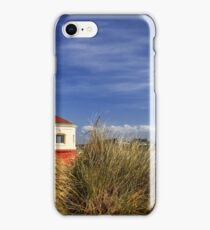 Bandon Coquille River Lighthouse iPhone Case/Skin