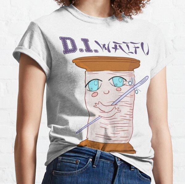 D.I.Waifu Classic T-Shirt