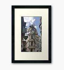 ukrainian ironbelly Framed Print