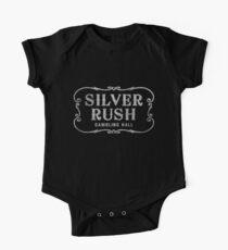 Silver Rush (Grunge) One Piece - Short Sleeve