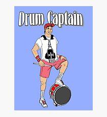 Drum Captain Photographic Print