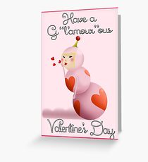 L'amour Valentine's Day Greeting Card