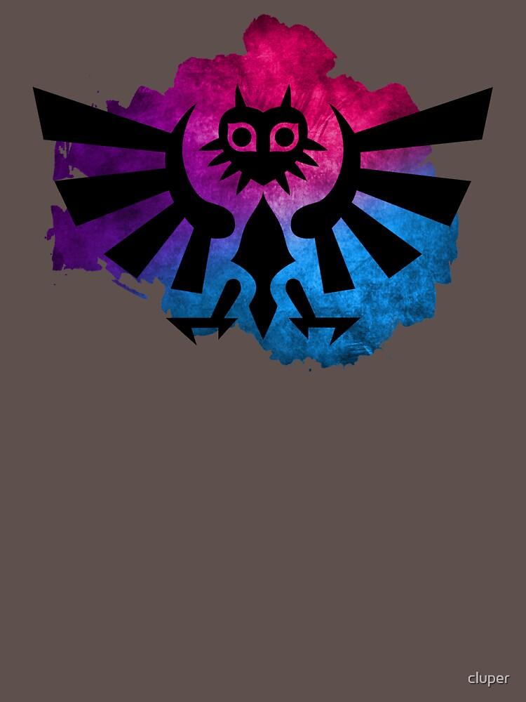 Majora's Crest 2 | Unisex T-Shirt