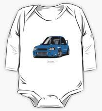 Subaru Impreza WRX STi Blobeye One Piece - Long Sleeve
