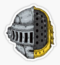 DAFT KNIGHT (Color Version) Sticker