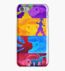 Lucio iTunes iPhone Case/Skin