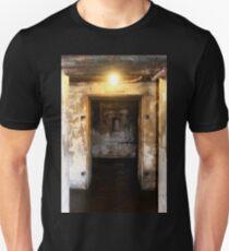 Battery Mishler Tool Room Unisex T-Shirt